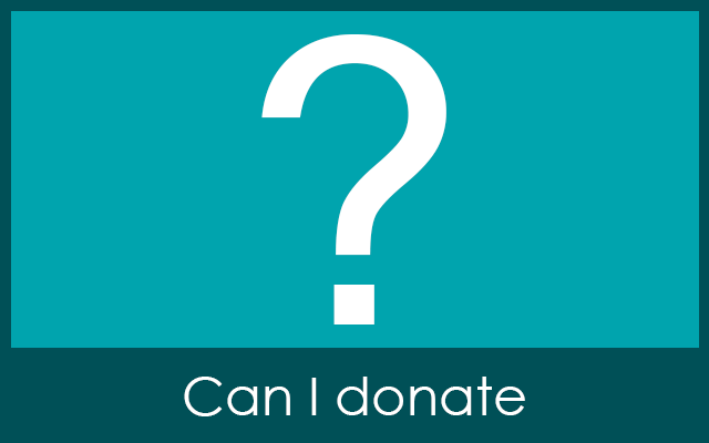 Can i Donate icon - click to head to section