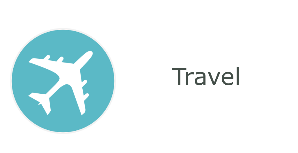 Travel - information related to donations